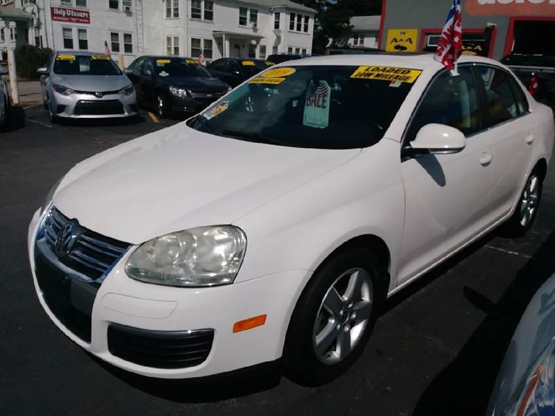 2009 Volkswagen Jetta SE PZEV 4dr Sedan 6A - Fairhaven MA