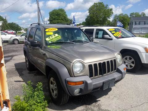 2004 Jeep Liberty for sale in Fairhaven, MA
