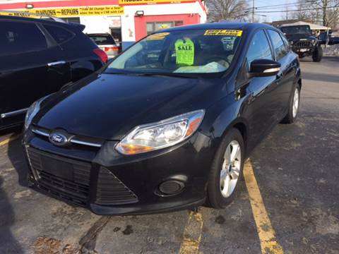 2013 Ford Focus for sale in Fairhaven, MA