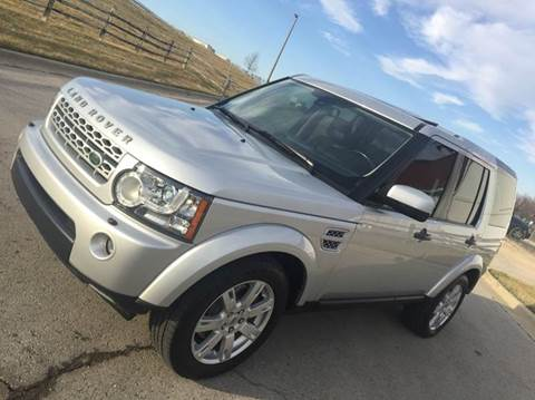 2012 Land Rover LR4 for sale in Kansas City, MO