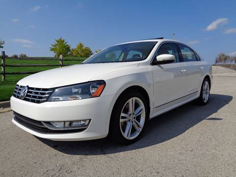 2015 Volkswagen Passat for sale in Kansas City, MO
