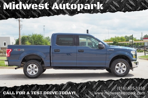 2015 Ford F-150 for sale in Kansas City, MO