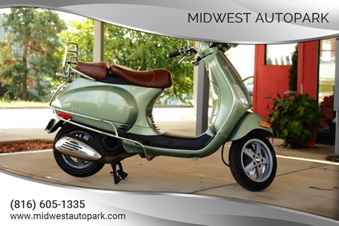 2008 Vespa Lxv 150 For Sale In Kansas City Mo