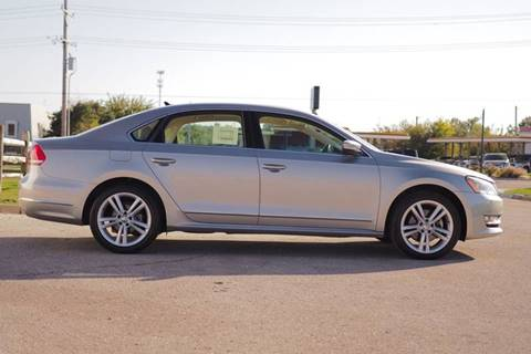 2014 Volkswagen Passat for sale in Kansas City, MO