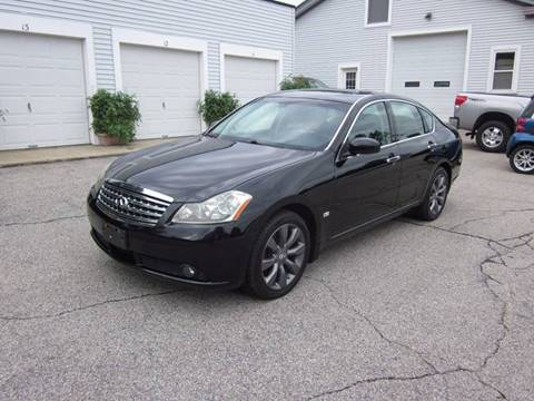 2006 Infiniti M35 for sale in Derry, NH