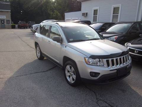 2011 Jeep Compass for sale in Derry, NH