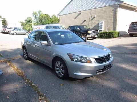 2009 Honda Accord for sale in Derry, NH