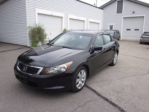 2010 Honda Accord for sale in Derry, NH