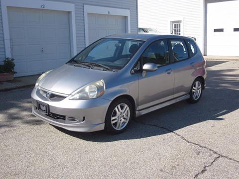 2008 Honda Fit for sale in Derry, NH