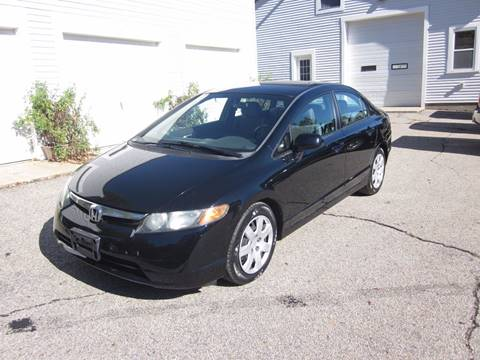 2008 Honda Civic for sale in Derry, NH
