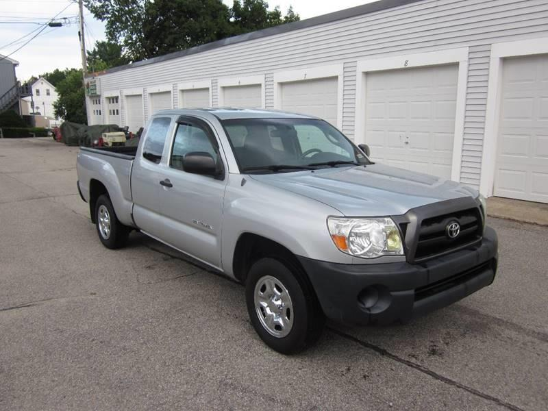 2008 Toyota Tacoma 4x2 4dr Access Cab 6.1 Ft. SB 5M   Derry NH