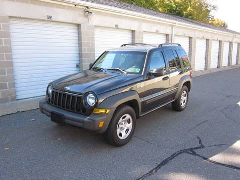 2006 Jeep Liberty for sale in Derry, NH