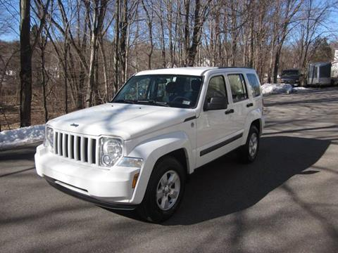 2011 Jeep Liberty for sale in Derry, NH