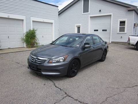 2011 Honda Accord for sale in Derry, NH