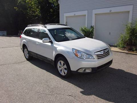 2012 Subaru Outback for sale in Derry, NH