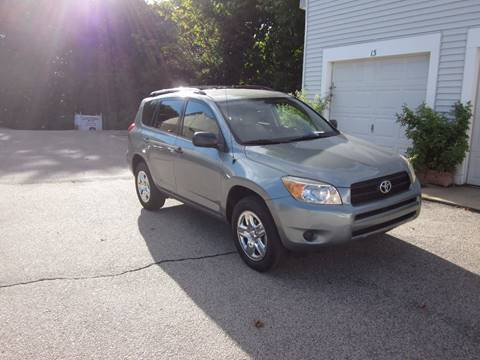 2007 Toyota RAV4 for sale in Derry, NH