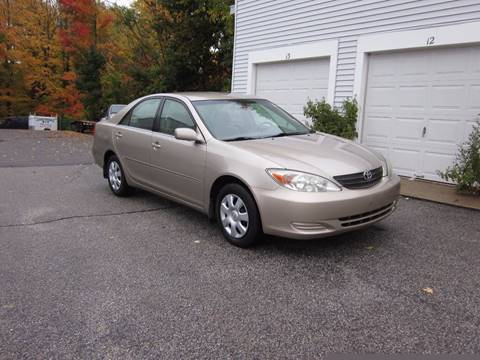 2002 Toyota Camry for sale in Derry, NH