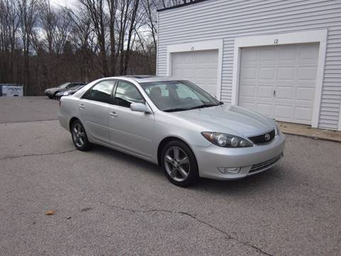 2005 Toyota Camry for sale in Derry, NH