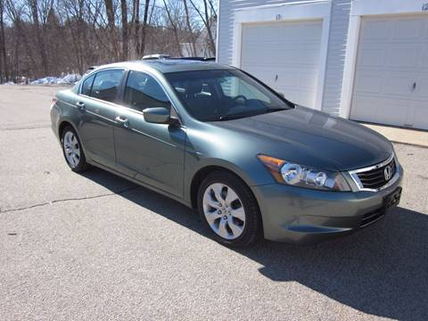 2008 Honda Accord for sale in Derry, NH