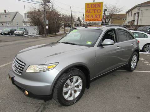 2004 infiniti fx35 for sale in new jersey carsforsale 2004 infiniti fx35 for sale in lodi nj sciox Images