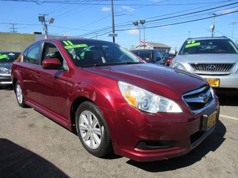 2011 Subaru Legacy 2.5i Premium for sale at Lodi Auto Mart in Lodi NJ