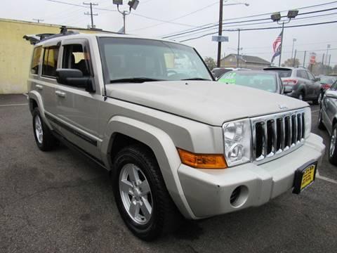 2007 Jeep Commander for sale in Lodi, NJ