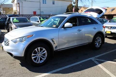 2011 Infiniti FX35 for sale at Lodi Auto Mart in Lodi NJ