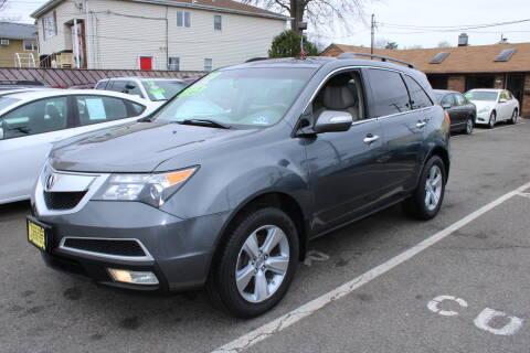 2010 Acura MDX SH-AWD for sale at Lodi Auto Mart in Lodi NJ