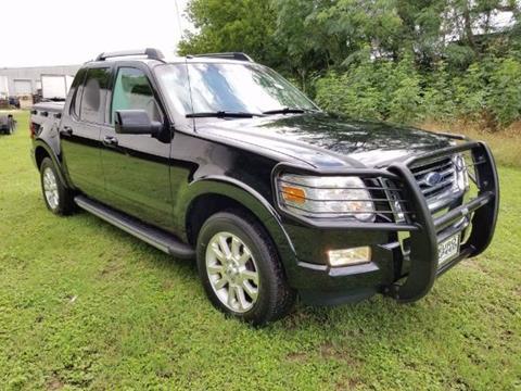 2007 Ford Explorer Sport Trac for sale in San Antonio, TX