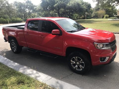 2015 Chevrolet Colorado for sale in San Antonio TX