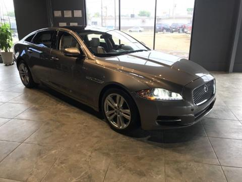 2011 Jaguar XJL for sale in San Antonio TX