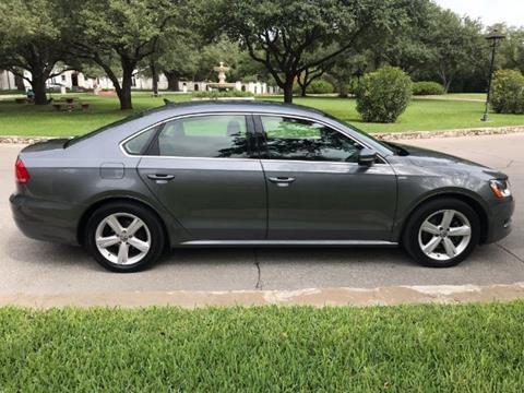 2014 Volkswagen Passat for sale in San Antonio TX