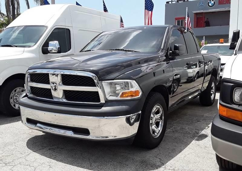 2010 Dodge Ram Pickup 1500 for sale at Barbie's Autos Corp in Miami FL