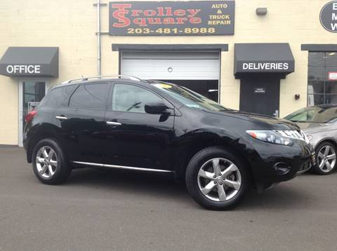 2010 Nissan Murano for sale in Branford, CT