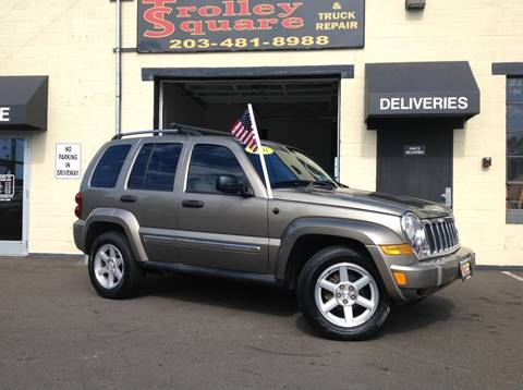 2007 Jeep Liberty for sale in Branford, CT