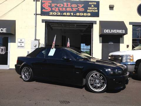 2002 BMW M3 for sale in Branford, CT