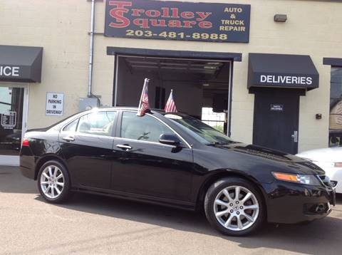 2008 Acura TSX for sale in Branford, CT