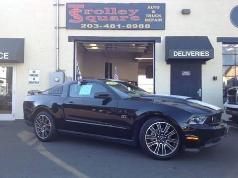 2010 Ford Mustang for sale in Branford, CT