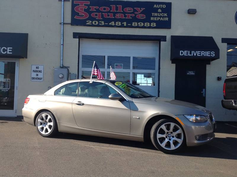 Bmw Series I Dr Convertible In Branford CT TROLLEY - 2008 bmw 3 series 335i convertible