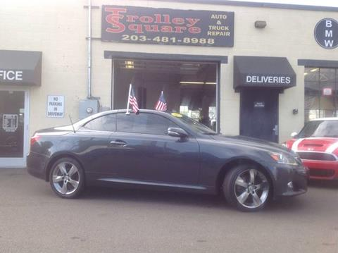 2011 Lexus IS 250C for sale in Branford, CT