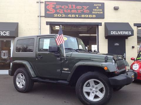 2007 jeep wrangler for sale branford ct. Cars Review. Best American Auto & Cars Review