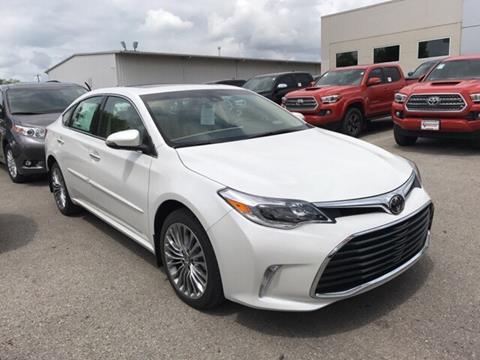 2017 Toyota Avalon Hybrid for sale in Austin, TX