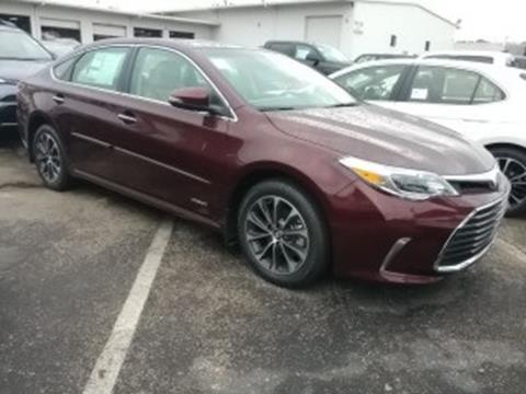 2018 Toyota Avalon Hybrid for sale in Austin, TX