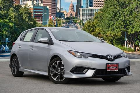 2016 Scion iM for sale in Austin, TX