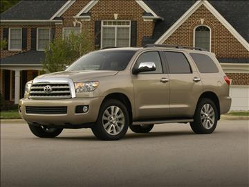 2017 Toyota Sequoia for sale in Austin, TX