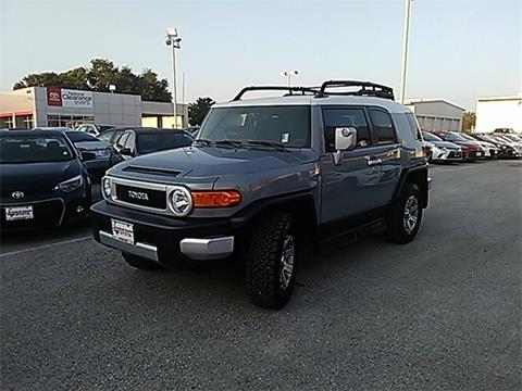 2014 Toyota FJ Cruiser for sale in Austin, TX