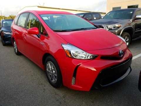 2017 Toyota Prius v for sale in Austin, TX