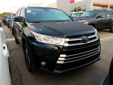 2017 Toyota Highlander for sale in Austin, TX