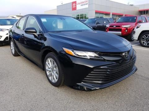 2018 Toyota Camry for sale in Austin, TX