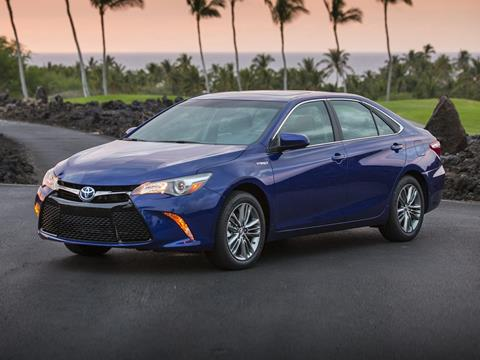 2015 Toyota Camry Hybrid for sale in Austin, TX